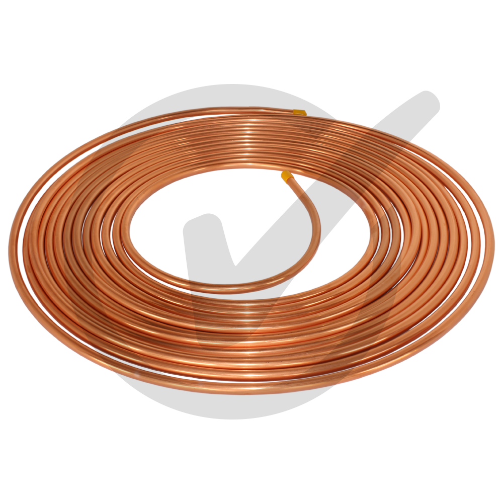 Copper Tube – Pancake Coils – Everwell Parts Inc.