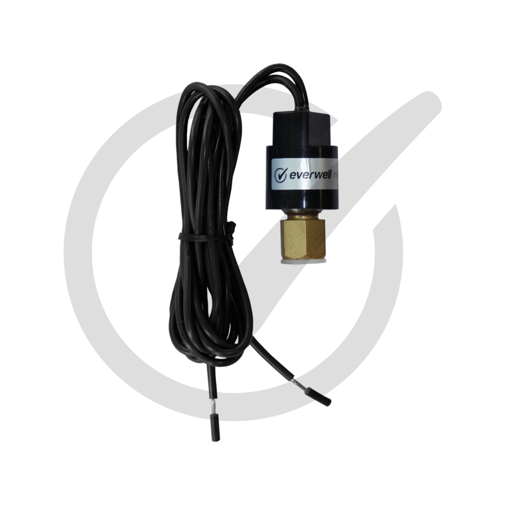 High Amp Low Pressure Switches For R22 And R410a Everwell