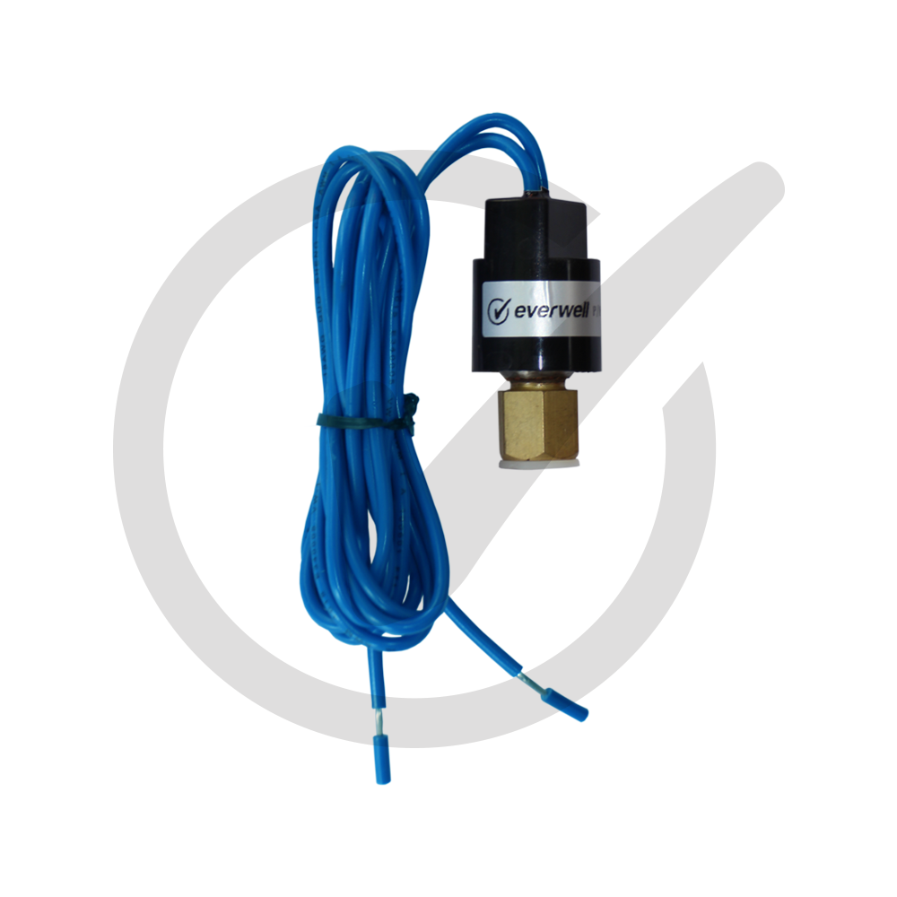 High Low Pressure Switches For R22 And R410a Everwell Parts Inc Wiring A Peanut Relay