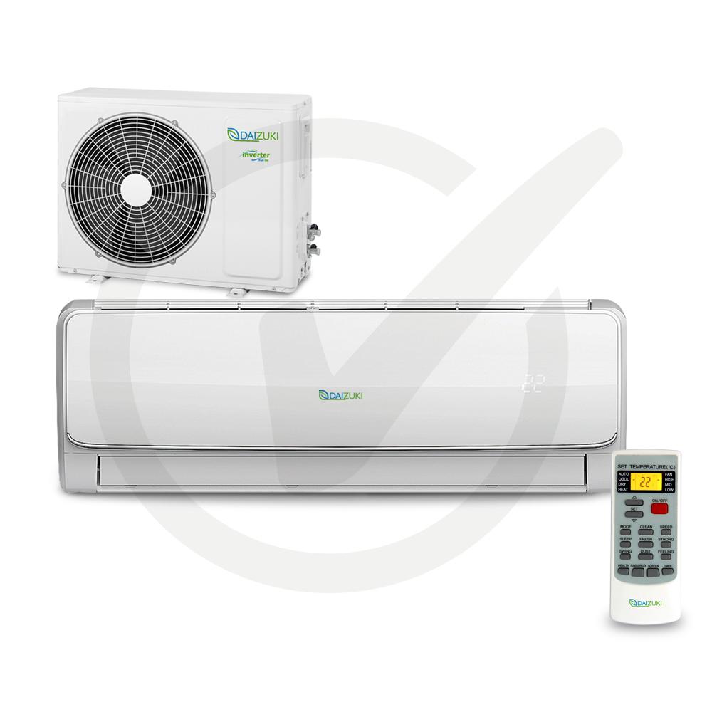 Inverter Daizuki Up To 23 Seer Everwell Parts Inc