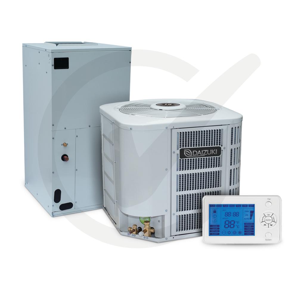 Inverter – Everwell Condensing Unit & Air Handler System 18 SEER ...