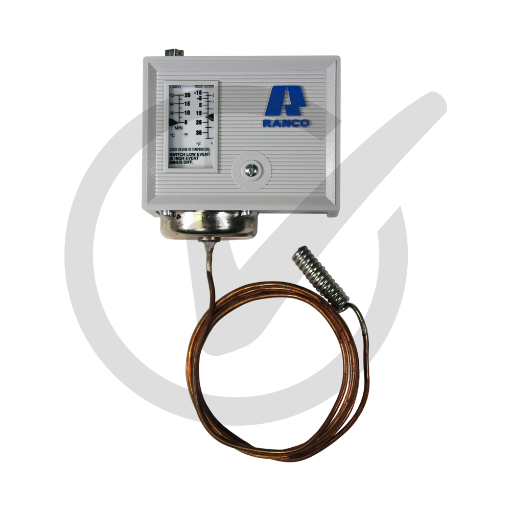 Ranco Temperature Control Free Download Wiring Controller Low Everwell Parts Inc
