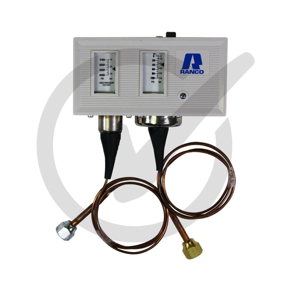 Ranco Pressure Switch Wiring Diagram