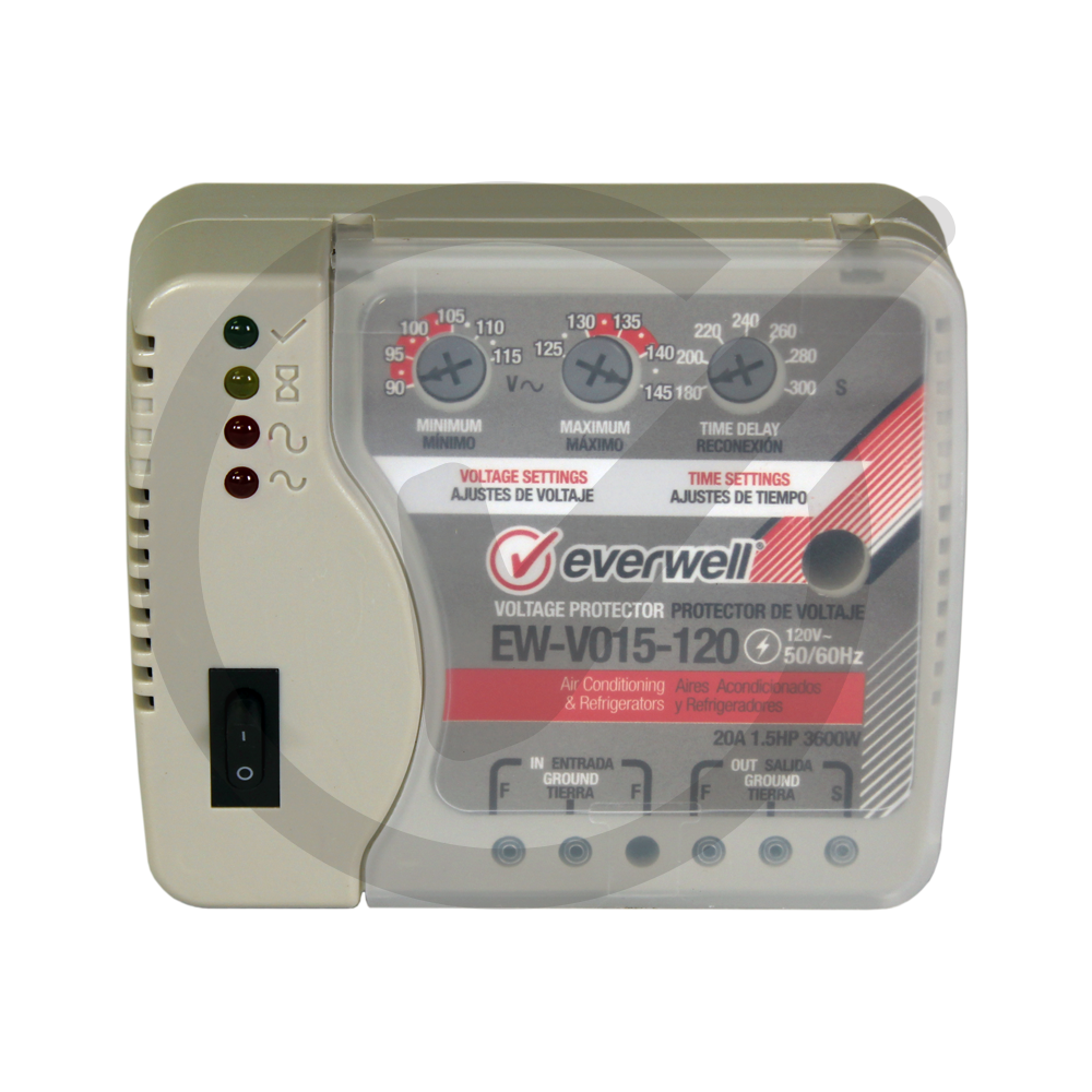 Single Phase Voltage Protector 115V – 50/60Hz – Everwell Parts Inc.